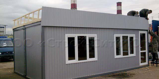 Gradbeni modul je